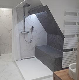 faïence salle de bain